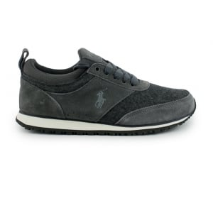 Polo Ralph Lauren Polo Ponteland Trainers in Grey