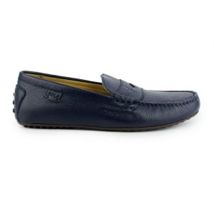 Polo Ralph Lauren Wes-E Shoes in Navy