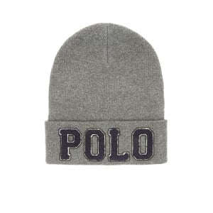 Polo Ralph Lauren Varsity Hat in Grey