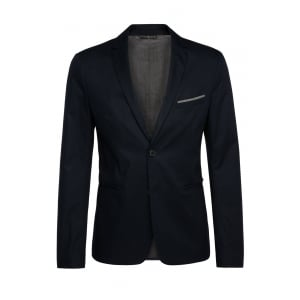 Boss Orange Benestretch Jacket in Dark Blue