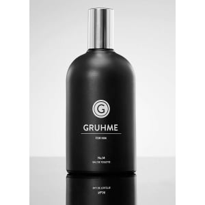 Gruhme Fragrance 100ml in Black
