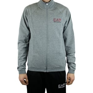 Ea7 Core Sweatshirt in Grey