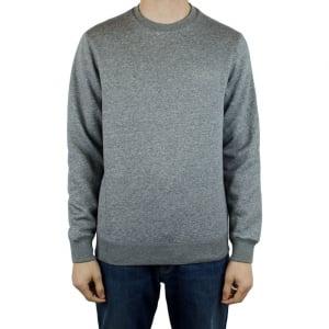 Armani Jeans Logo Sweatshirt in Grey