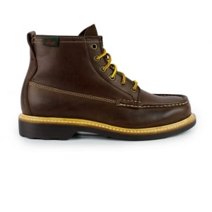 Weejuns Quail Hunter Shoes in Dark Brown
