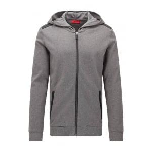 Hugo Dellagio Sweatshirt in Grey