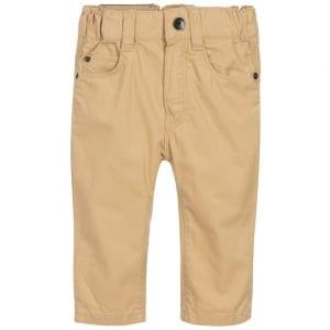 Boss Kids Trousers in Beige