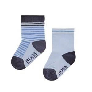 Boss Kids Socks in Blue