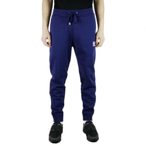 Moschino Love Peace Joggers in Navy