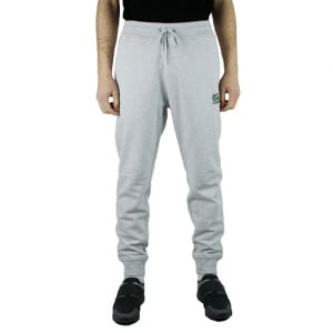 Moschino Love Peace Jogging Bottoms in Grey