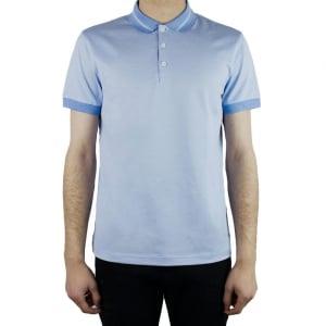 Boss Green C-Genova Polo Shirt in Open Blue