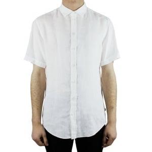 Collezioni SS Flax Shirt in White