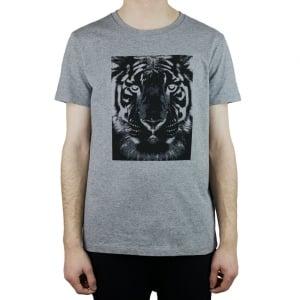 Boss Orange Tullian 2 T-Shirt in Grey