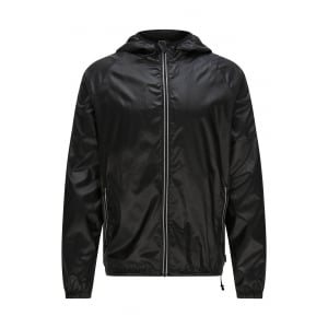 Boss Black Beach Zip Jacket in Black