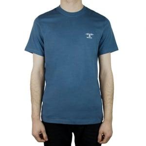 Barbour Standards T-Shirt in Dark Blue