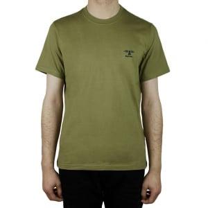 Barbour Standards T-Shirt in Khaki