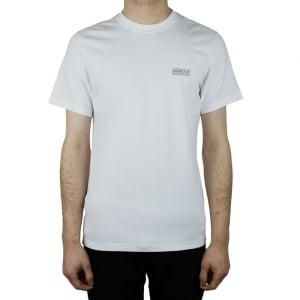 Barbour International Logo T-Shirt in White