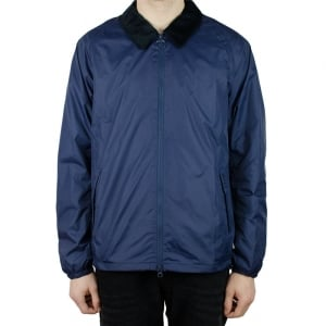 Barbour Lundy Coat in Navy