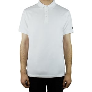 Barbour International Lydden Polo Shirt in White