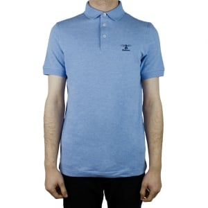 Barbour Joshua Polo Top in Blue