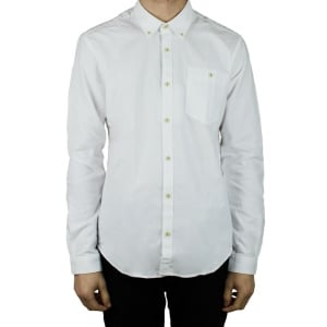 Barbour Charles Shirt in White