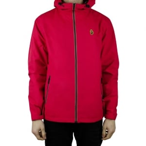 Luke Roper Raleigh Jacket in Red