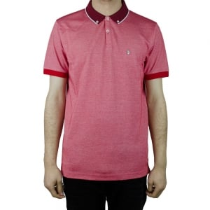 Luke Roper Special Bill 2 Polo Shirt in Red