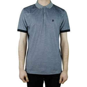 Luke Roper Special Bill 2 Polo Shirt in Grey