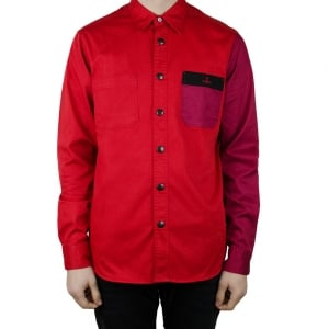 Vivienne Westwood Classic Shirt in Red