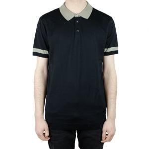 Hugo Dharp Polo Shirt in Black