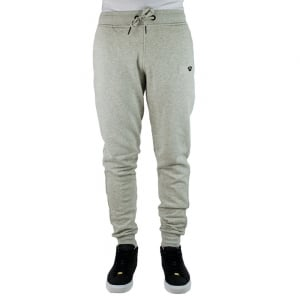 True Religion Metal Logo Jogging Bottoms in Grey