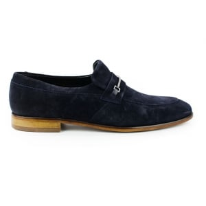 Hugo Dressapp Shoe in Dark Blue