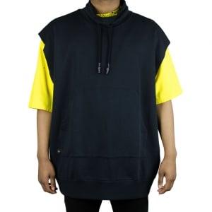 Vivienne Westwood Cut Out Vest Spray Sweatshirt in Black