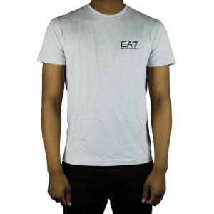 Ea7 Core Tee T-Shirt in Grey