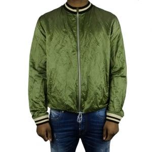 Vivienne Westwood Bomber Souvenir Jacket in Green