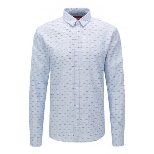 Hugo Edduson Shirt in Blue