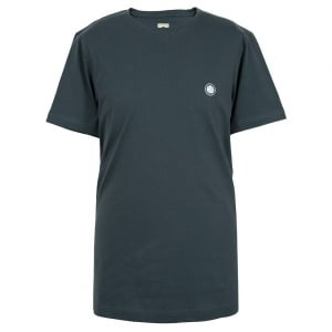 Pretty Green SS Crew Neck T-Shirt in Navy