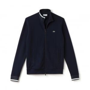 Lacoste Sportswear Sweatshirt in Navy