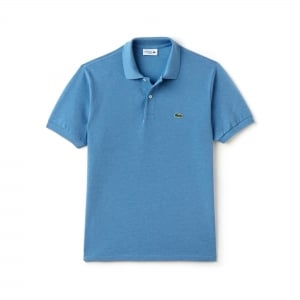 Lacoste Classic Logo Polo Shirt in Blue