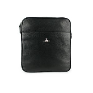 Vivienne Westwood Man Bag in Black