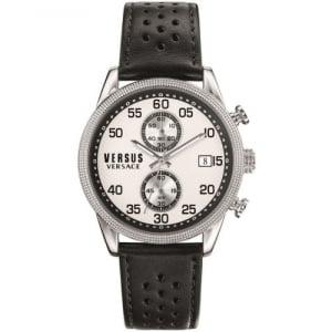 Versus Watches Watch Shoeditch In Black