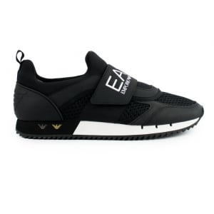 Ea7 Strap EA7 Trainers in Black