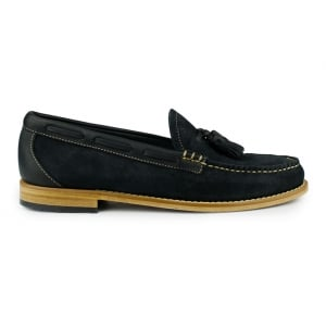 Weejuns Larkin Reverso Shoes in Navy