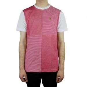 Luke Roper Boozy Baz T-Shirt in Red
