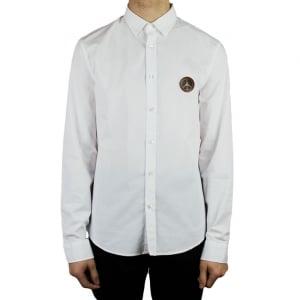 Moschino Peace Moschino Shirt in White