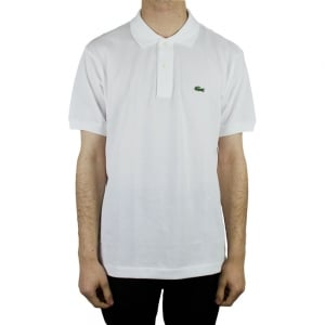 Lacoste Classic Polo Shirt in White