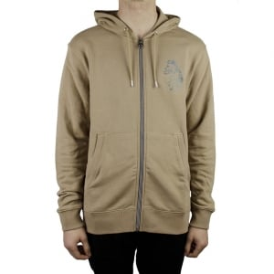 Luke Roper Morrisons Sweatshirt in Beige