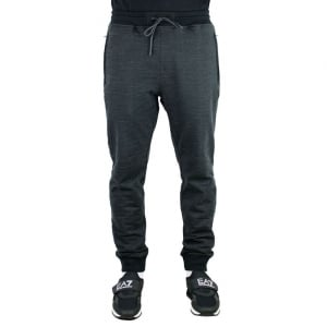 Luke Roper Spaced Marios Tracksuit Bottoms in Black