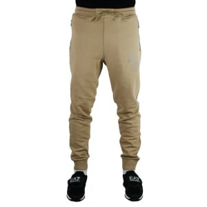 Luke Roper Hensons Tracksuit Bottom in Beige