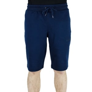 Armani Jeans AJ Logo Tracksuit Bottom Shorts in Navy