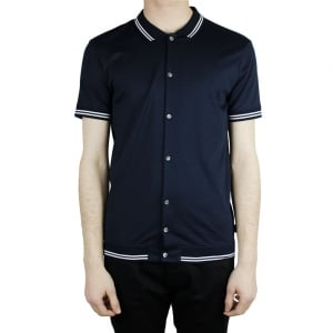 Armani Jeans Core Polo Shirt in Navy